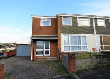 Thumbnail 5 bed semi-detached house for sale in Lidmore Road, Barry