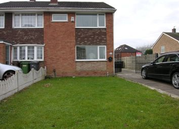 Thumbnail 3 bed semi-detached house to rent in Park Hall Road, Wolverhampton