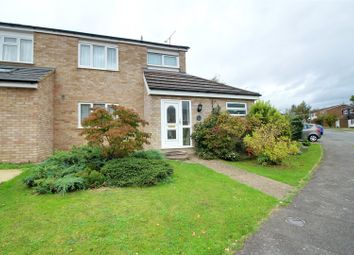 Thumbnail 3 bed semi-detached house for sale in Redwood Avenue, Woodley, Reading, Berkshire