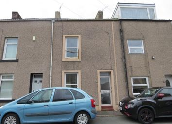 Thumbnail 2 bed terraced house for sale in 4 The Crescent, Cleator Moor, Cumbria