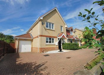 Thumbnail 3 bed semi-detached house for sale in Priestley Rd, Ridgemond Park, Stevenage, Herts