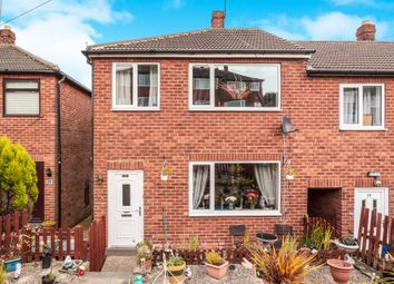 Thumbnail 3 bed end terrace house for sale in Craven Close, Gomersal, Cleckheaton