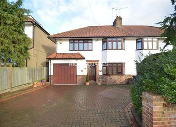 Thumbnail 4 bed semi-detached house to rent in Lawrence Avenue, London