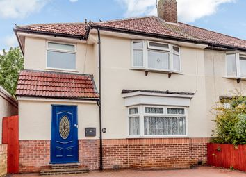 Thumbnail 4 bed semi-detached house for sale in 53 Laughton Road, Northolt, London