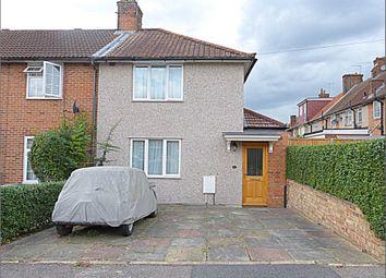 2 bed end terrace house for sale in Horsecroft Road, Burnt Oak, Edgware HA8