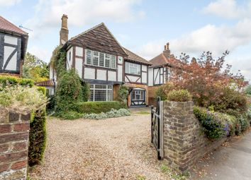 Thumbnail 4 bed detached house for sale in Lower Green Road, Esher