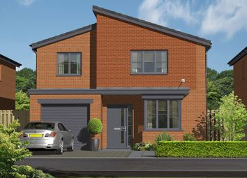 Thumbnail 4 bedroom detached house for sale in Plot 20, The Roxham, Hansons View, Kimberley, Nottingham