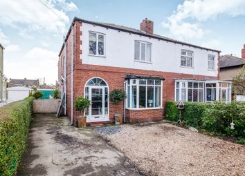 Thumbnail 3 bed semi-detached house for sale in Horbury Road, Wakefield