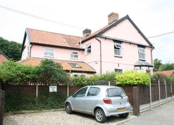 Thumbnail 3 bed semi-detached house for sale in School Lane, Norwich
