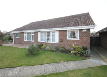 Thumbnail 2 bed semi-detached bungalow for sale in Glebe Close, Bexhill-On-Sea