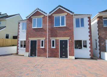 Thumbnail 3 bed semi-detached house to rent in Bedford Road, Plymstock, Plymouth