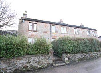 Thumbnail 2 bed flat for sale in Old Duntiblae Road, Kirkintilloch, Glasgow