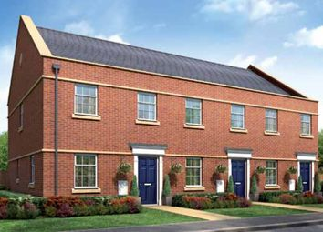 Thumbnail 3 bedroom terraced house for sale in West Road, Bourne