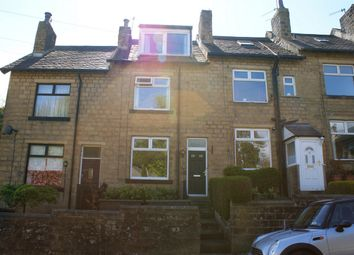 Thumbnail 3 bed terraced house for sale in Park Avenue, Oakworth, West Yorkshire