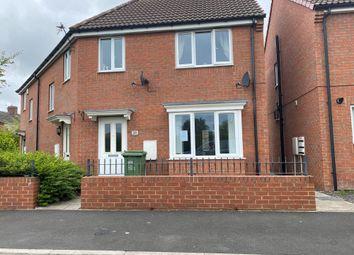 1 bed flat for sale in Redworth Mews, Ashington NE63