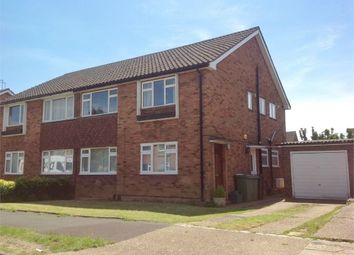Thumbnail 2 bed maisonette to rent in Lavender Road, West Ewell, Epsom