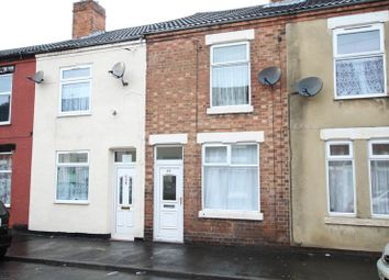 Thumbnail 2 bed terraced house to rent in Goodman Street, Burton-On-Trent