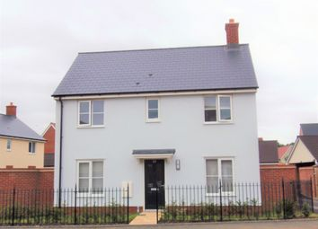 Thumbnail 3 bed detached house to rent in Hooper Avenue, Colchester