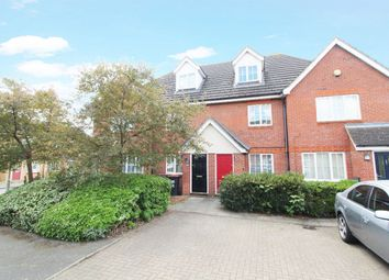 Thumbnail 3 bedroom town house for sale in Ellington Road, Elstow, Bedford
