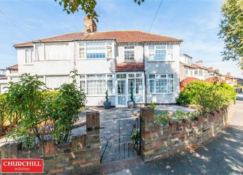 4 bed semi-detached house for sale in Tennyson Way, Hornchurch, Essex RM12