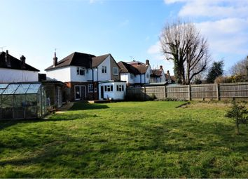 3 bed semi-detached house for sale in Northgate Road, Crawley RH10