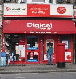 Thumbnail Retail premises for sale in Leabridge Road, London