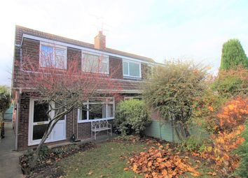 Thumbnail 3 bed semi-detached house for sale in Manor Walk, Thornbury, Bristol