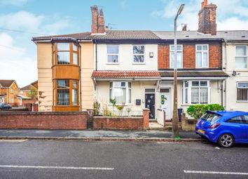 Thumbnail 3 bed terraced house for sale in Brunswick Park Road, Wednesbury, West Midlands