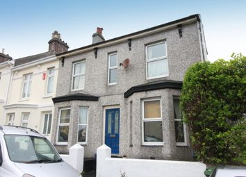 Thumbnail 2 bed end terrace house to rent in West Hill Road, Mutley, Plymouth