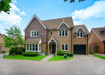 Thumbnail 4 bed detached house for sale in Ryeland Road, Burgess Hill