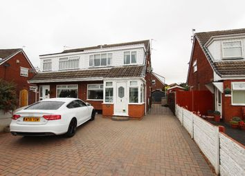 Thumbnail 3 bed semi-detached house for sale in Littler Road, Haydock, St. Helens
