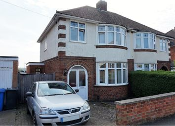 Thumbnail 3 bed semi-detached house for sale in Southgate Drive, Kettering