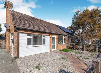 Thumbnail 2 bed bungalow to rent in Tonbridge Way, Camber, Rye