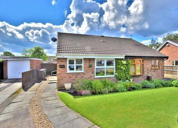 Thumbnail 1 bed semi-detached bungalow for sale in Whitby Avenue, Ingol, Preston