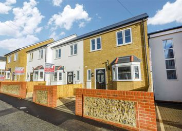 3 bed semi-detached house for sale in 105 Grange Road, Ramsgate, Kent CT11