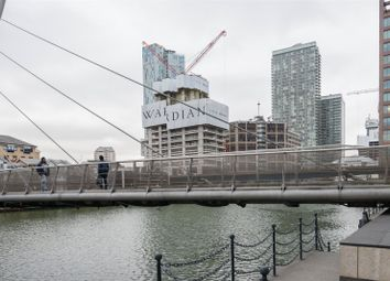 Thumbnail 1 bed property for sale in The Wardian, West Tower, Canary Wharf, London