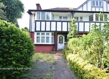 Thumbnail 3 bed property for sale in Park Drive, Gunnersbury Triangle, Acton Town, London