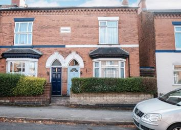 3 bed end terrace house for sale in New Street, Erdington, Birmingham, West Midlands B23