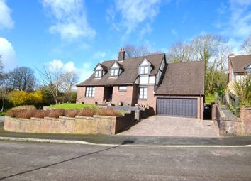 Thumbnail 3 bed detached house for sale in Knights Court, Bodmin Hill, Lostwithiel