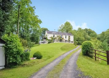 Thumbnail 5 bed detached house for sale in Pentre Ty Gwyn, Nr Llandovery