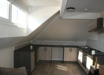 Thumbnail 2 bed flat to rent in The Green, Thringstone
