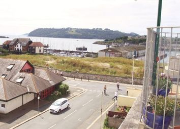 Thumbnail 2 bed flat to rent in Walker Terrace, West Hoe, Plymouth