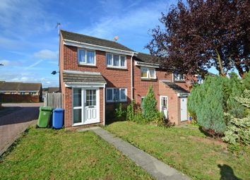 Thumbnail 3 bed end terrace house to rent in Fallowfield, Sittingbourne