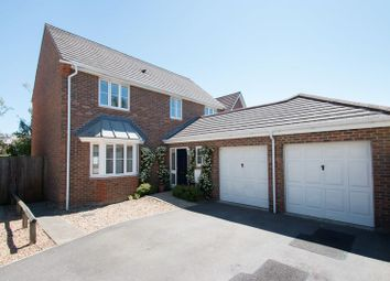 Thumbnail 4 bed detached house for sale in Caspian Close, Fishbourne, Chichester
