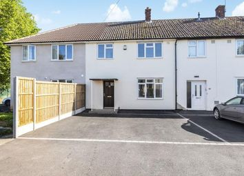 Thumbnail 3 bed terraced house for sale in Somerset Avenue, Cheltenham, Gloucestershire, Glos