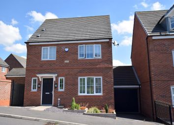 Thumbnail 3 bedroom detached house for sale in Bailey Drive, Mapperley, Nottingham