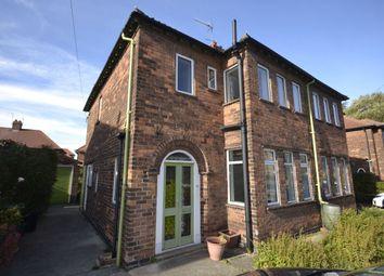 Thumbnail 3 bed semi-detached house for sale in Burton Stone Lane, York