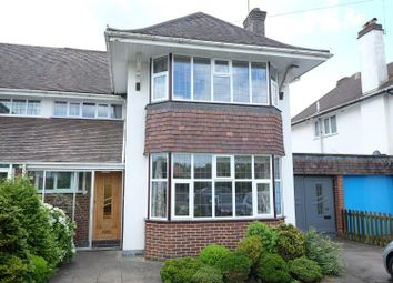 Thumbnail 3 bed semi-detached house for sale in Mangotsfield Road, Mangotsfield, Bristol