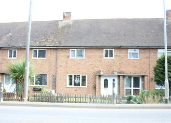 Thumbnail 3 bed town house for sale in Dunton Road, Broughton Astley, Leicester