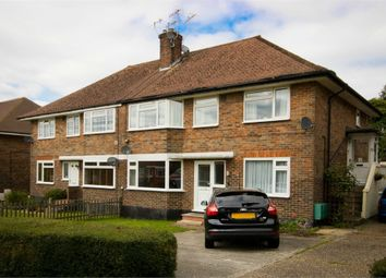 Thumbnail 2 bedroom flat for sale in Halsford Park Road, East Grinstead, West Sussex